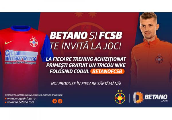 Promoție Betano în magazinul oficial!