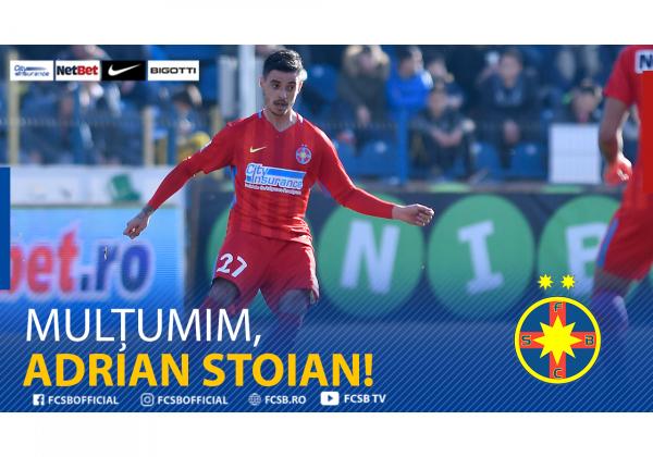 Mulțumim, Adrian Stoian!