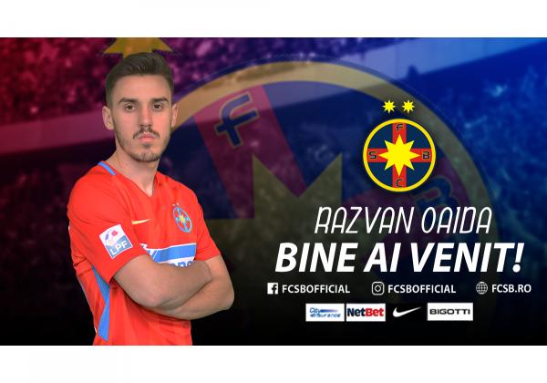 Bine ai venit, Răzvan Oaidă!