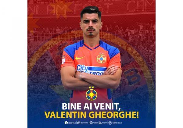 Bine ai venit, Valentin Gheorghe!