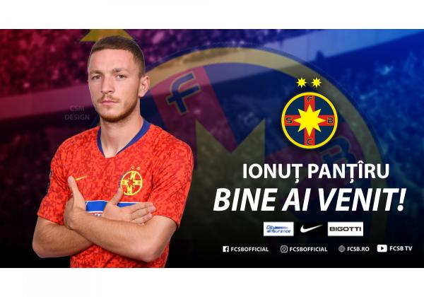 Bine ai venit, Ionuț Panțîru!