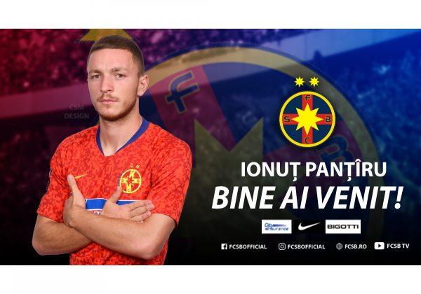 Welcome, Ionuț Panțîru!
