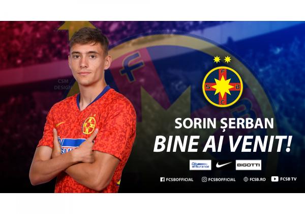Bine ai venit, Sorin Șerban!