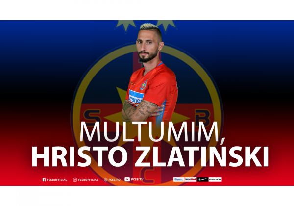 Mulțumim, Hristo Zlatinski!