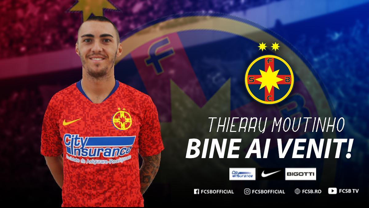 Bine ai venit, Thierry Moutinho!