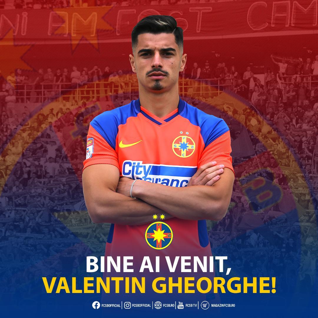 Bine ai venit, Valentin Gheorghe!>