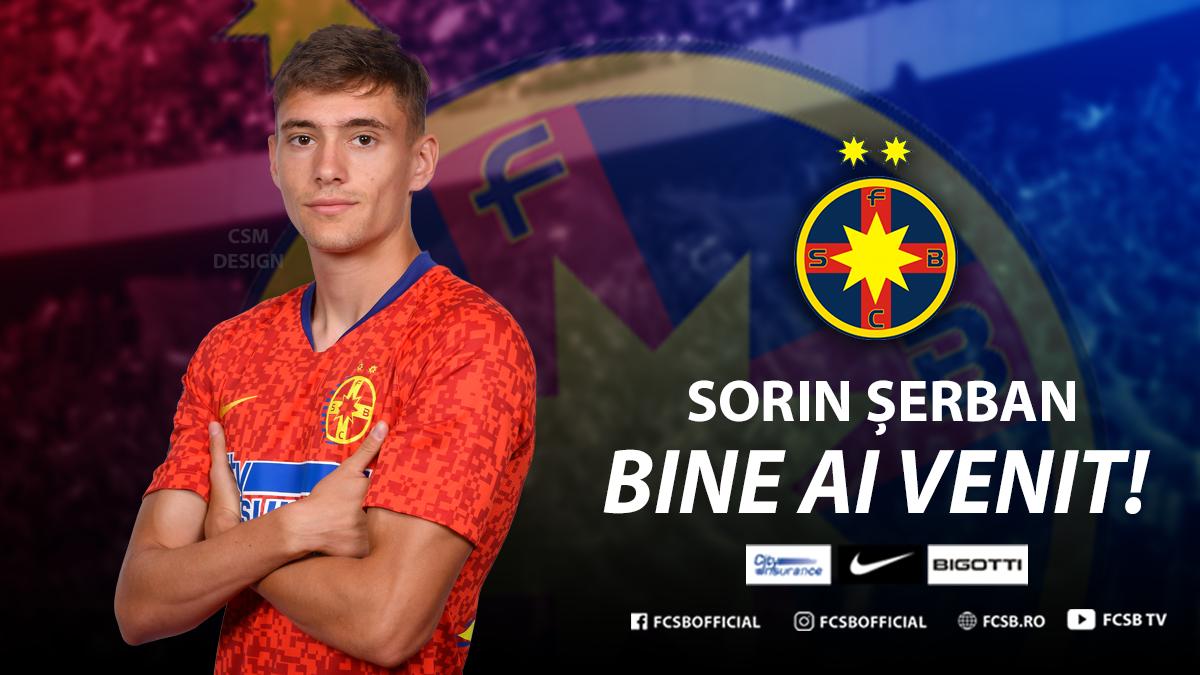 Bine ai venit, Sorin Șerban!>