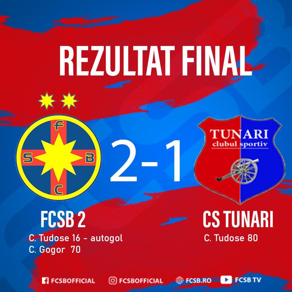 O nouă victorie în Liga a 3-a!>
