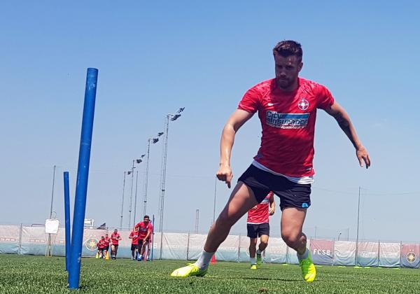 Training session - June 13th 2019