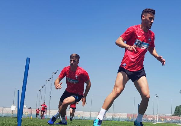 Training session - June 21st 2019