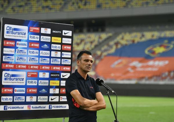 Anton Petrea după FCSB - Craiova 0-0!