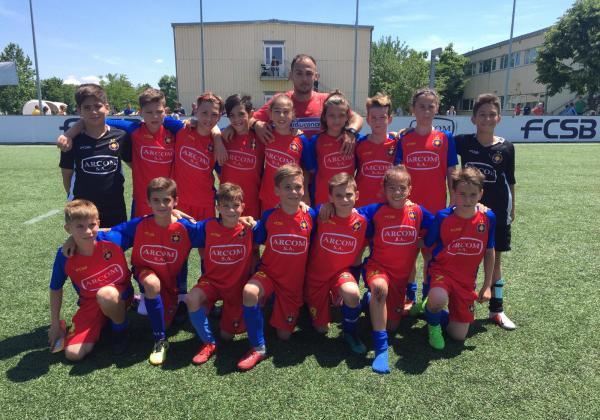 FCSB U11 - CS CONCORDIA U11 4-1