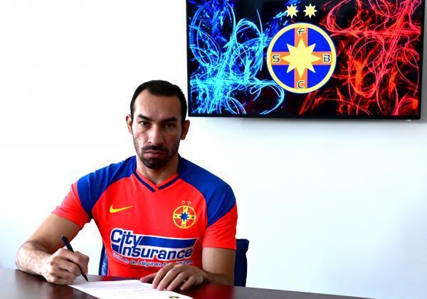 Paulo Vinicius, primele declarații în roș-albastru!