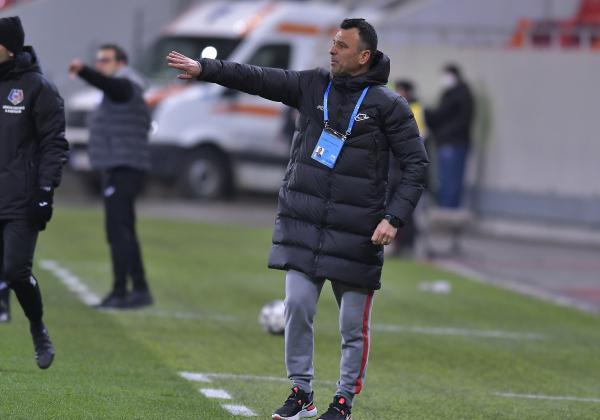 Anton Petrea după FCSB-Gaz Metan!